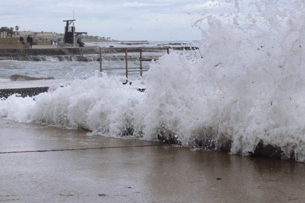 Two killed in hurricane-like storm in Greece