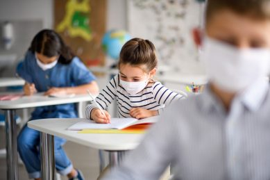 Children might play a bigger role in Covid-19 transmission than first thought. Schools must prepare