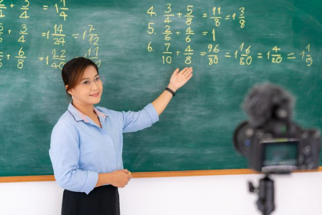 Back to school for teachers who were on leave due to comorbidities