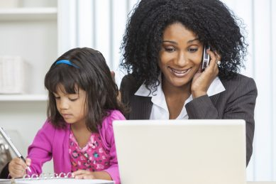 Looking for a flexible job, mama? RecruitMyMom is just for you