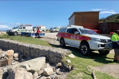 River guide drowns while tubing in Storms River