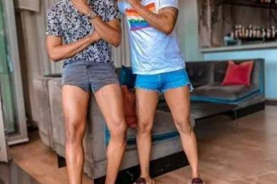 Get Somizi's killer summer legs: 3-step beginner workout routine