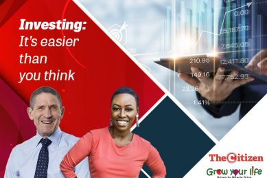 FREE webinar Investing: It's easier than you think