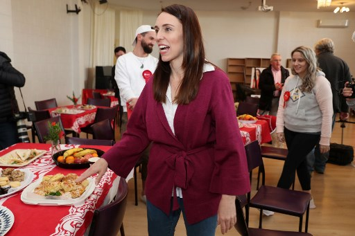 Unprecedented outright majority for Ardern in New Zealand election