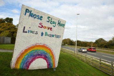 Wales announces two-week lockdown to stop virus surge