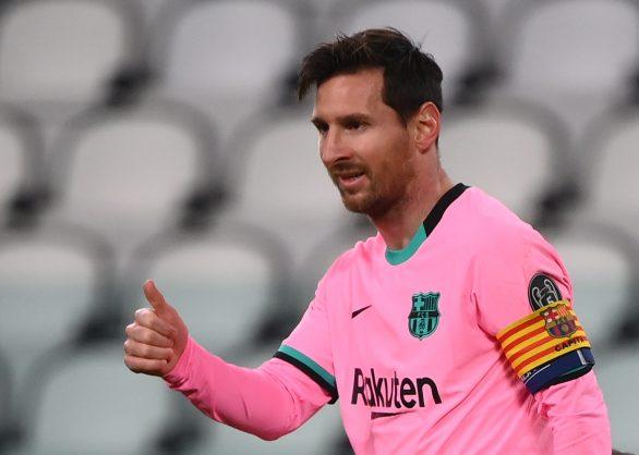 Koeman uncertain about Messi future
