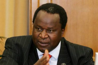 Tito Mboweni asks why cooking is associated with having a wife