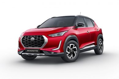 South Africa bound Nissan Magnite debuts in production form