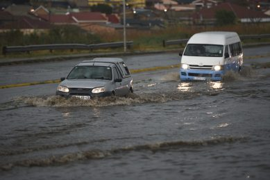 Localised flooding expected in parts of the country this weekend