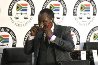 State capture: Mosebenzi Zwane explains 'strange' tender process