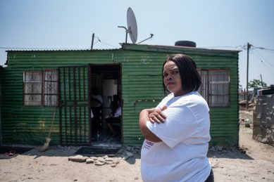 Marikana: scant change as some miners still live in cramped tin shacks