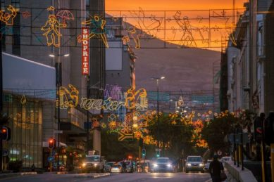 Cape Town's 'signature' Festive Lights event cancelled due to Covid-19