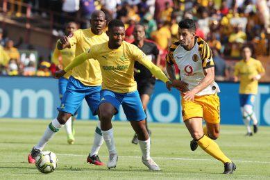 Chiefs striker Castro hopes for good league start against Sundowns