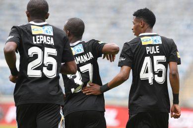 Pirates cruise past Chiefs in Soweto derby