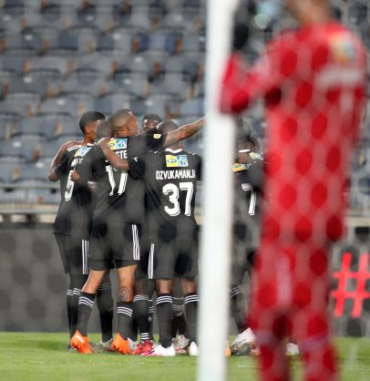 Dreary Pirates scrape through to MTN8 semifinals after slender win over ten-man City