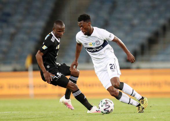 Match-winner Dzvukamanja happy to make the most of his Pirates debut
