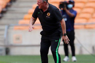 'It has been a difficult time frame,' admits Kaizer Chiefs coach ahead of Sundowns showdown