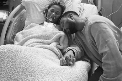 Chrissy Teigen suffers heartbreaking miscarriage after undergoing two blood transfusions this week