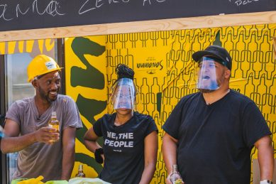 VIDEO: Comedy Central and Savanna virtual comedy bar to bring much-needed laughs