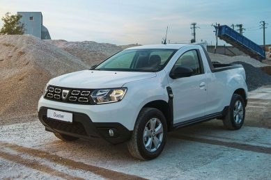 Coachbuilt Renault Duster pick-up becomes a reality but only in Romania