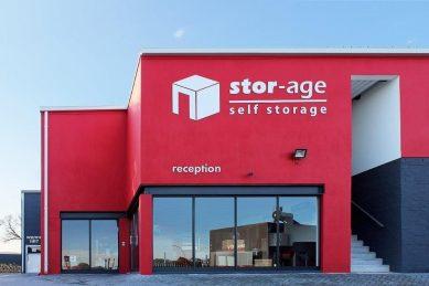 Stor-Age's new UK partner