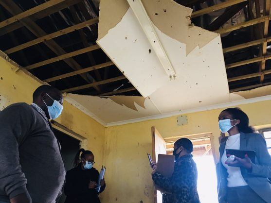 PICS: Deputy Public Protector conducts inspection at KZN school