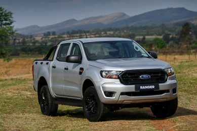 Ford puts Sport(y) touch on Ranger XL
