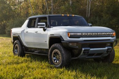 Hummer is back as GM reimagines it as a dedicated 746 kW pick-up