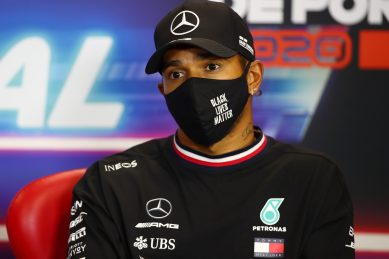 Hamilton questions Petrov role after controversial gay, racism comments