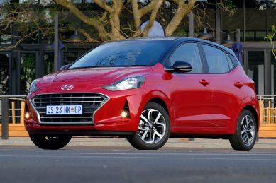 Hyundai stickers all-new second generation Grand i10
