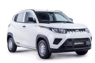 Mahindra KUV 100 Nxt puts on working attire