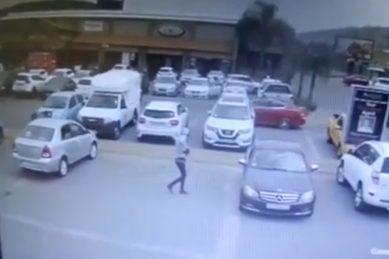 Watch: CCTV footage of Sedibeng Municipal manager's assassination