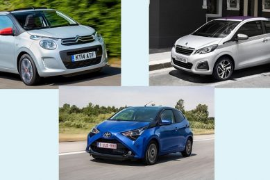PSA readying the pin on Citroën C1 and Peugeot 108 in Europe