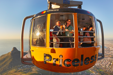 How to visit Table Mountain's aerial cableway for free