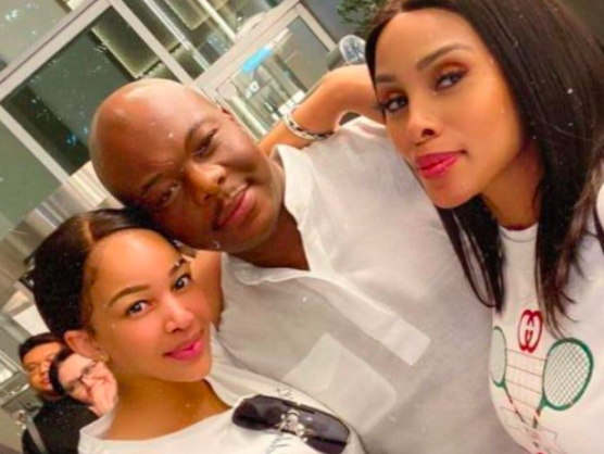 Confirmed: Kefilwe Mabote is dating Edwin Sodi for 'no more than a year'