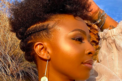 'Our hair needs to be cared for, not changed into something it's not' – Boity Thulo