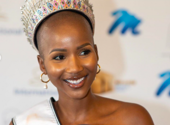 WATCH: Shudufhadzo Musida's Miss SA win met with nasty comments