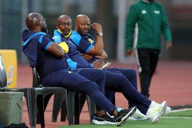Sundowns coaches are pissing against the wind and it will not end well
