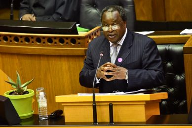Mboweni must go fish for money ahead of budget speech