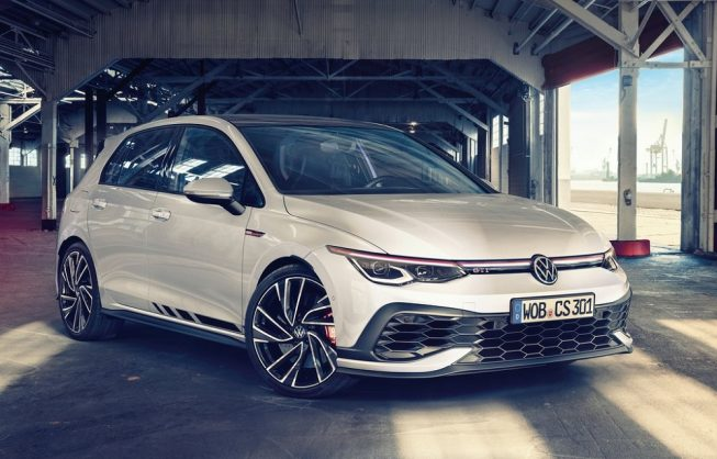 R-lite? Volkswagen unleashes new Golf GTI Clubsport as TCR replacement