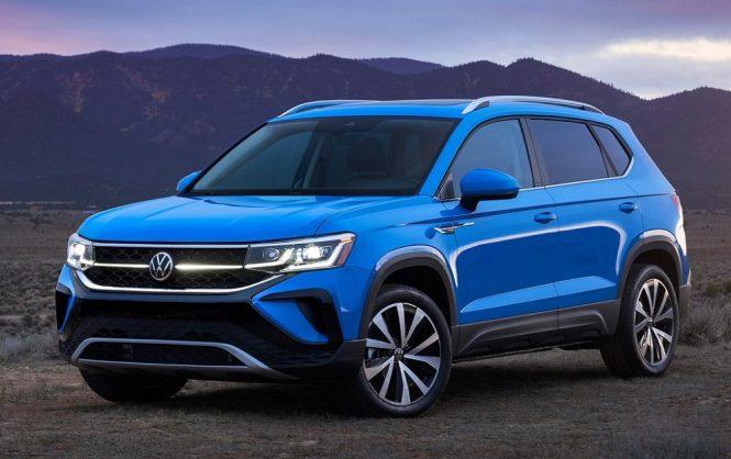 Volkswagen Taos revealed as North America's T-Cross