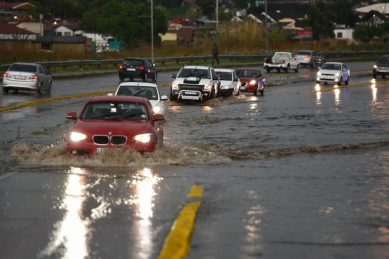 Severe thunderstorms, flooding warning issued for Tuesday