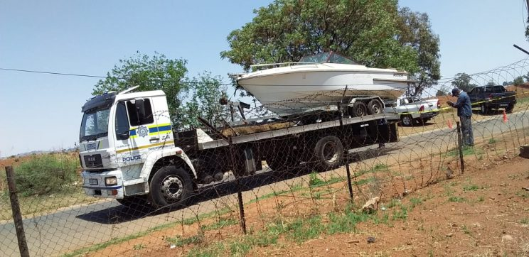 Gauteng police recover shells of 11 hijacked and stolen luxury cars at Lenasia chop shop