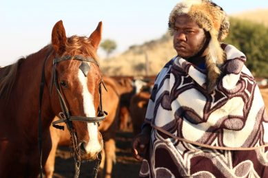 Indigenous horse racing gets a modern revival