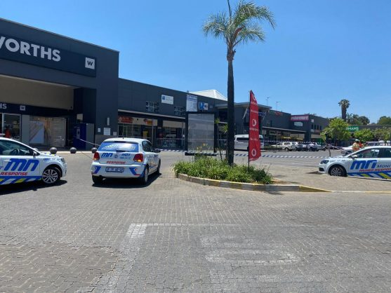 Suspect arrested after shots fired at mall in Centurion