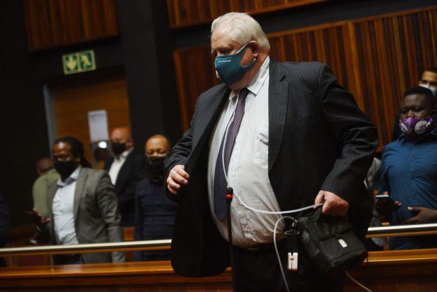 Bosasa fraud case postponed due to Agrizzi's hospitalisation