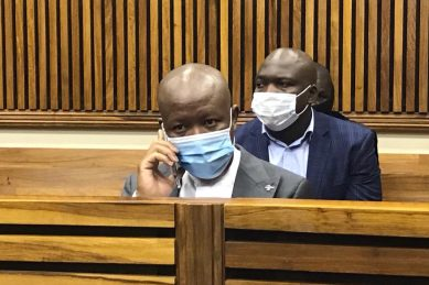 Malema firearm discharge case postponed to March