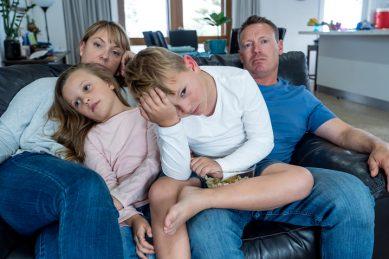 Understanding the mental health strain on families under lockdown