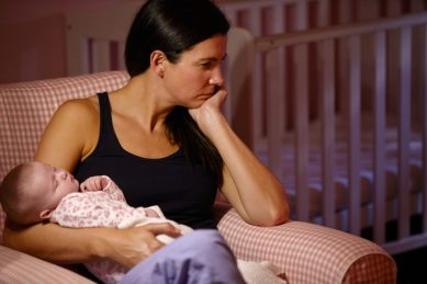 Worried about negative thoughts as a new parent? You're not alone