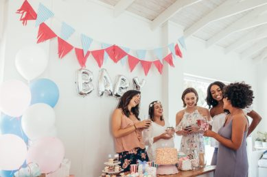 Should baby showers be reserved for the first baby only?